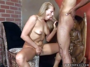Turned on cheating slim blonde with natural tits and pierced