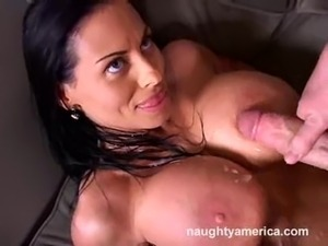 Cougar Harley Rains Friend Son free