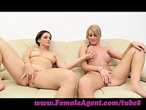 FemaleAgent. Let's wank together.
