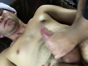 Gaysex muscle jock wanked slowly