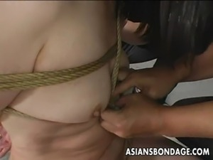 Japanese girl whipped and bound free