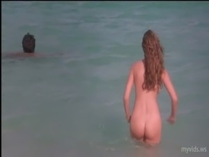 Kelly Brook in Three Survival Island 2005 at myvids.ws free