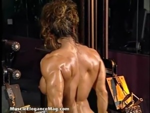 Denise Masino 14 - Woman With Muscle free