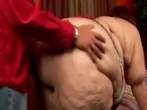 Fat bitch loves skinny guys cock in her mouth and pussy free