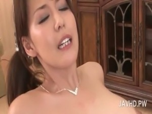 Asian 3some with oral sex and hardcore ass fucking free