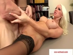 15-Big tits at school free