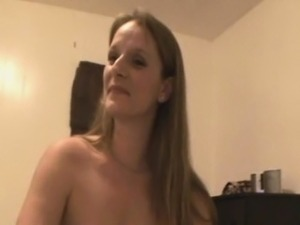 Blonde Street Whore With Her Mouth Full Of Dick