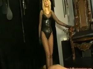 Ballbusting With Mistress Jadee