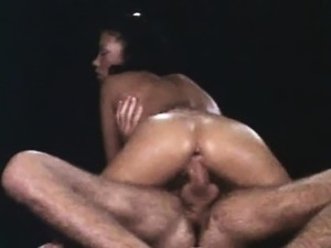 1970s Vintage Chinese Girl Massage and Fuck