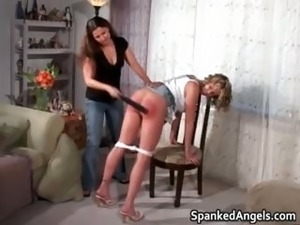 Nasty hot sexy body blonde babe gets her part6