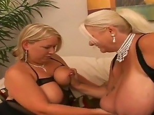 If you are a big tit fan, this is the movie for you. Blonde babes Laura and...