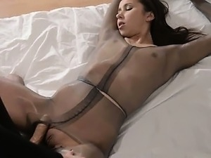 extreme babes with strapon in luxury