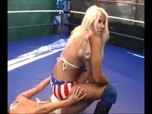MUST SEE FEMALE and MIXED WESTLING VIDEOS - Volume 1 free