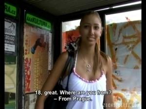 CZECH STREETS - JANA from http://czech.oqps.net free