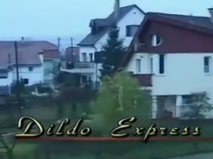 Classic German action with lots of dildo action.