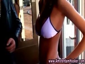 Real amateur euro prostitute negotiation free