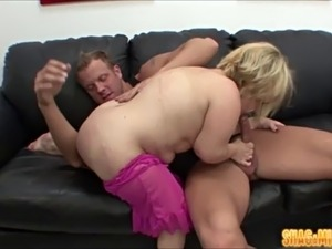 Kinky Blonde Midget Babe