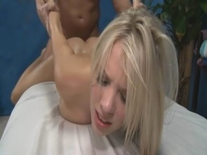 Massage room porn free