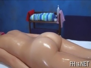 Foot porn massage free