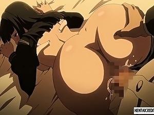 Hentai girl gets fucked hard and deep