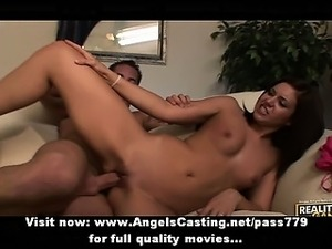 Lovely redhead babes getting pussy bangged and doing blowjob