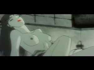 Hot anime girl gets the hard dick in the cunt