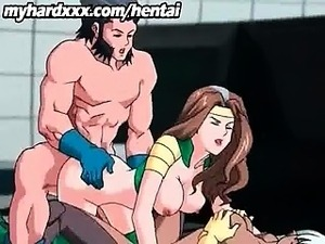 Amazing Aroused Hentai For The Real Part2
