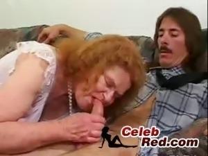 yo Granny Fucked In A Living room granny immobile granny mature old