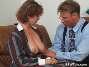 Two obese and horny lady blowing cock free