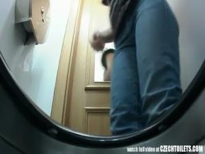 Real Toilets SPY CAMERA free
