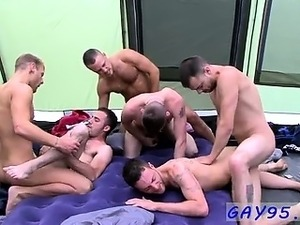 Amazing twinks But shortly they\'re all sixty-nining and they
