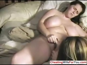 Mature couple brings in a fatty