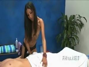 Girl plays with vibrator free