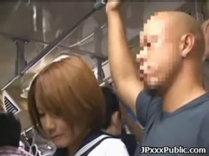 Sexy japanese teens fuck in public places 24 free