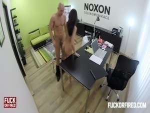 Hot young vietnamese fucks for a promotion free