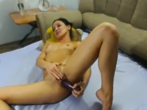 Hot Babe Webcam Masturbation