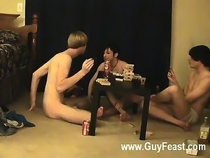 Amazing gay scene This is a long flick for you voyeur types who like