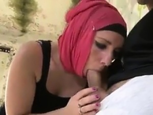 Arab Teen Getting Fucked