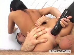 Awesome couple-sex: pussy & anal WK-1-03 free