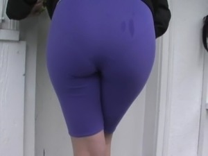 Tobi Pacific pornstar wetting spandex pants free