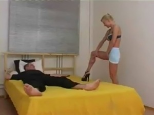 Blond Russian Fucked And Fisted free