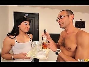 Valentina Perez loves herself a good hard monster dick.