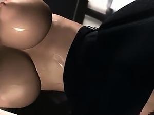 Crazy 3D porn vid