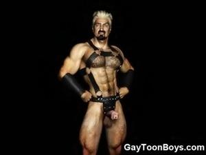 3D Kinky Gays and Fantasy Boys!
