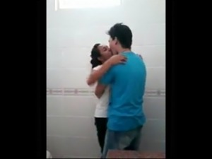college students fuck in school bathroom free