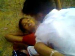 Indian Orissa village girl fucked outdoors