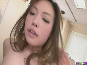 Two Guys Fuck And Creampie Aiko Hirose At The Office free