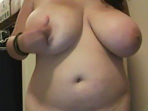 BBW with huge naturals free