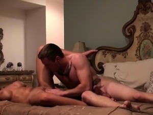 Cheating Blonde Housewife Banged On Hidden Camera