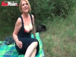 Fun Movies German mature housewife fucked outdoor free